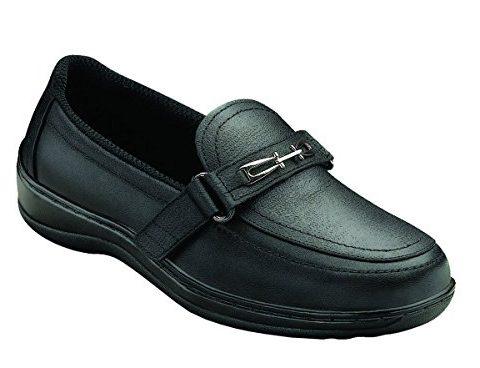 Orthofeet Chelsea Womens Extra Depth Orthopedic Comfort Diabetic Shoes