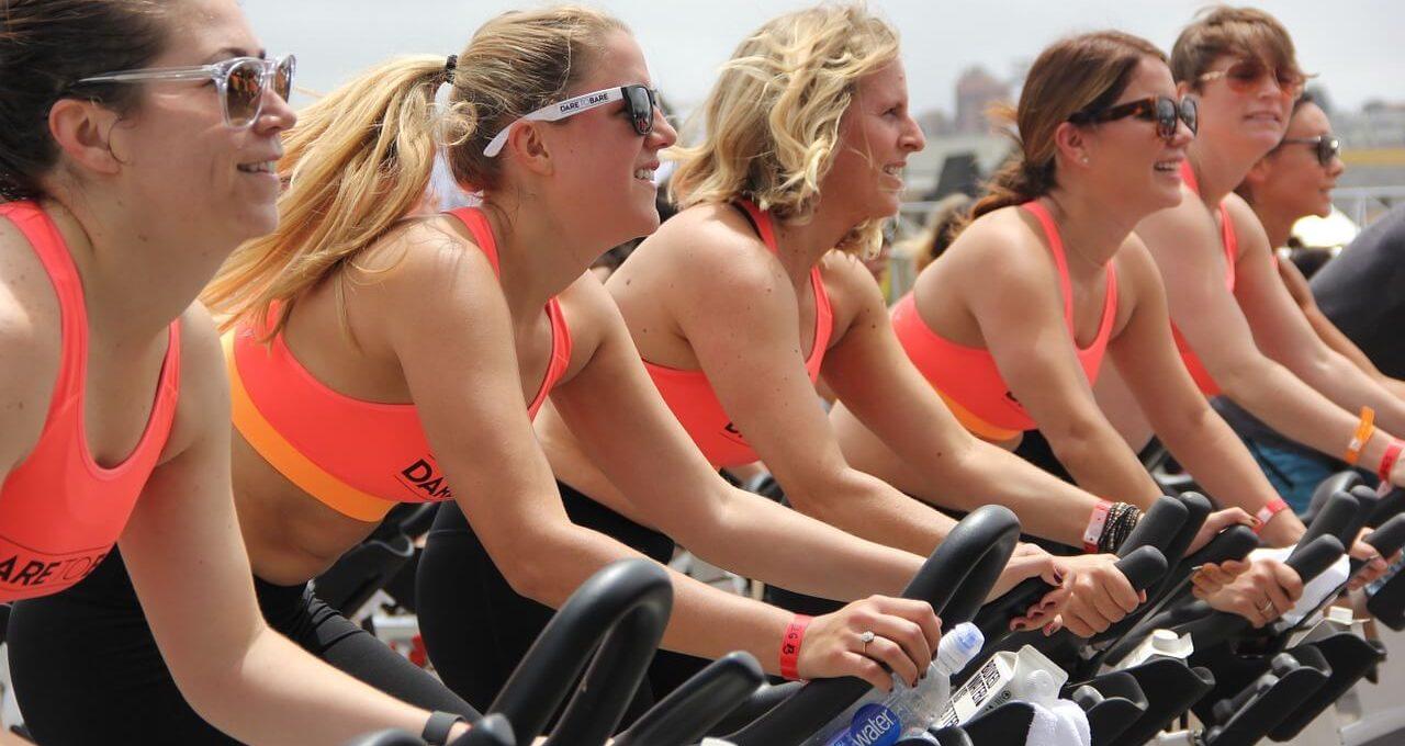 Womens Spinning Team